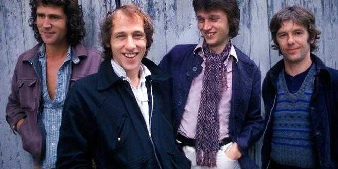 John, Mark, David and Pick - Dire Straits.