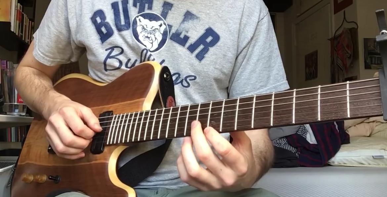 mark king bass lesson
