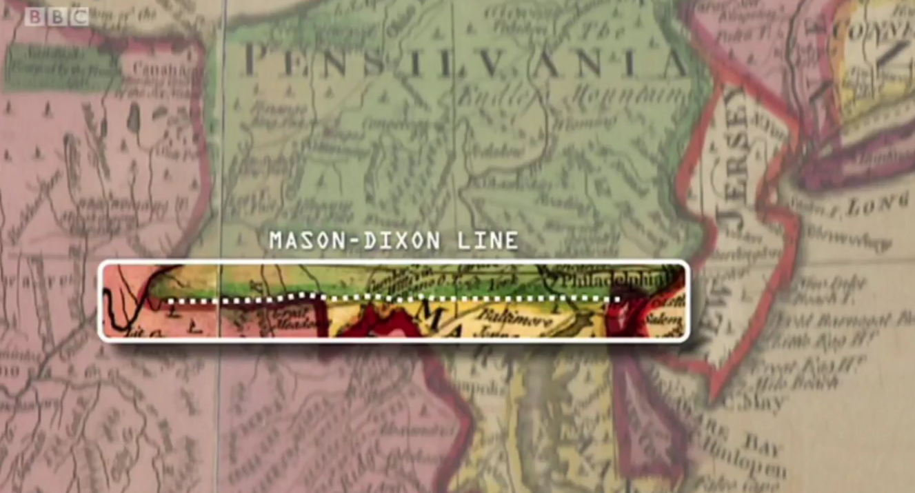 9-minutes video about Mason-Dixon Line with Mark Knopfler ...