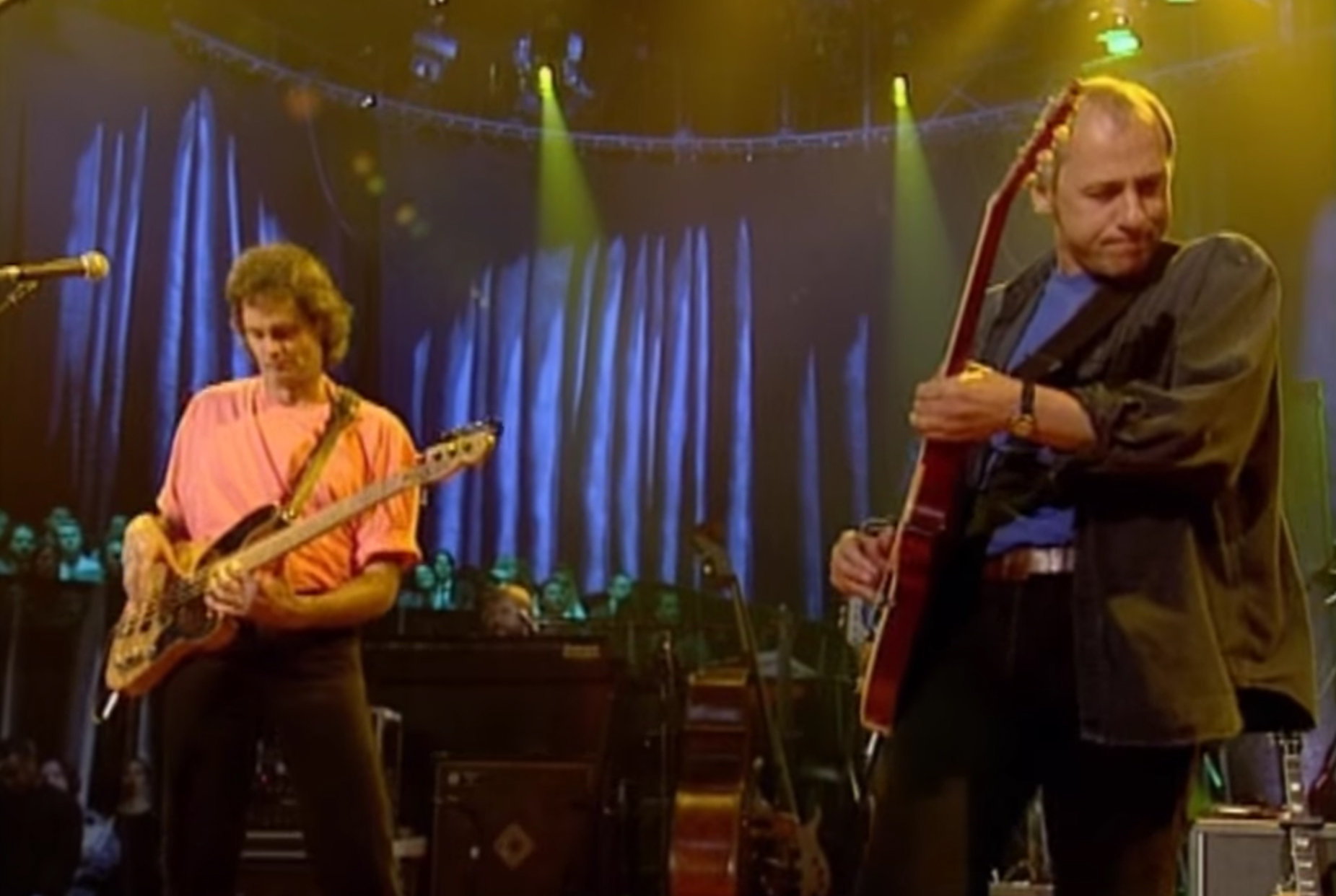 A Night in London + Mark Knopfler Best Guitar Solo of all