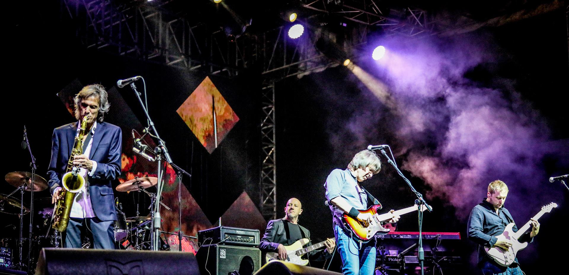 Dire Straits Experience - Bangalore, India (Photos and ...