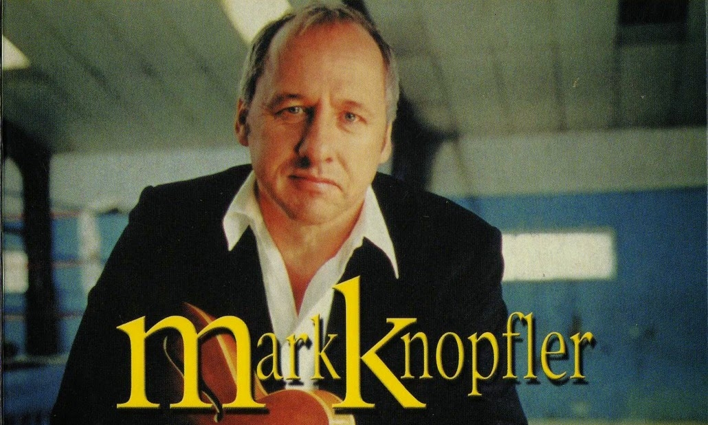Rare photos from Mark Knopfler when he was young - DireStraits