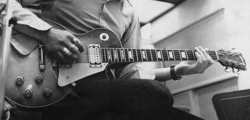 Seven Moments That Made Gibson Les Paul History - DireStraits
