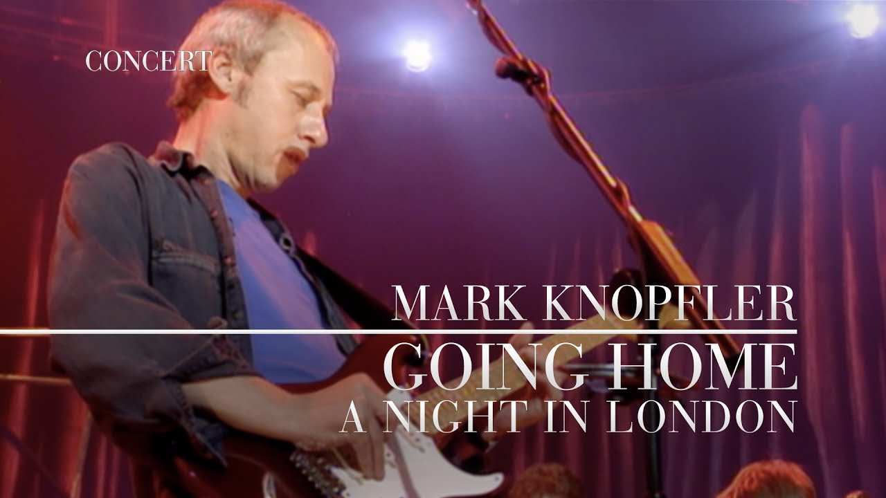 Mark Knopfler Electric Solo Going Home Local Hero