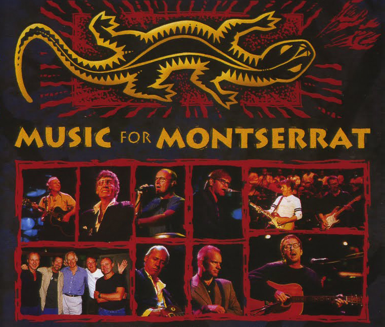 Watch The Full Event From Music For Montserrat 1997 Direstraits