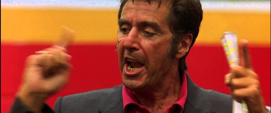 Al Pacino His Best Motivational Speech From Any Given