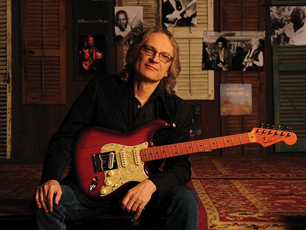 Sonny Landreth About His Collaboration With Mark Knopfler Direstraits