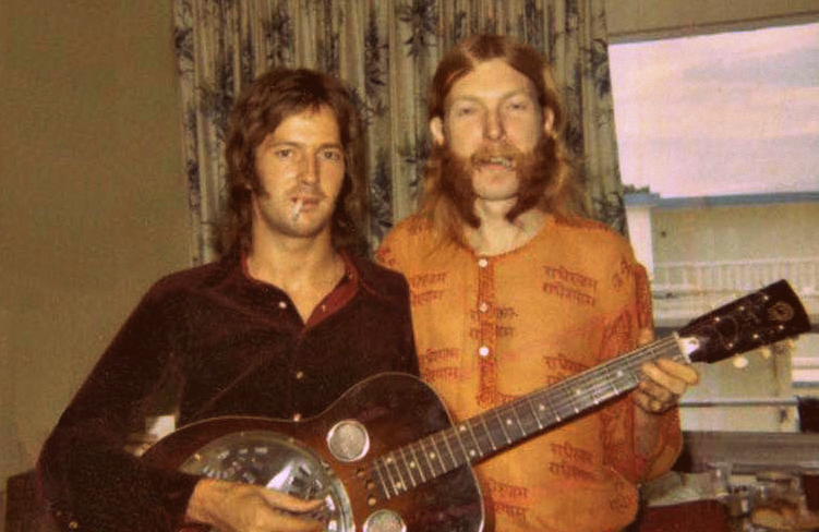 Hear Eric Clapton And Duane Allman S Isolated Guitar
