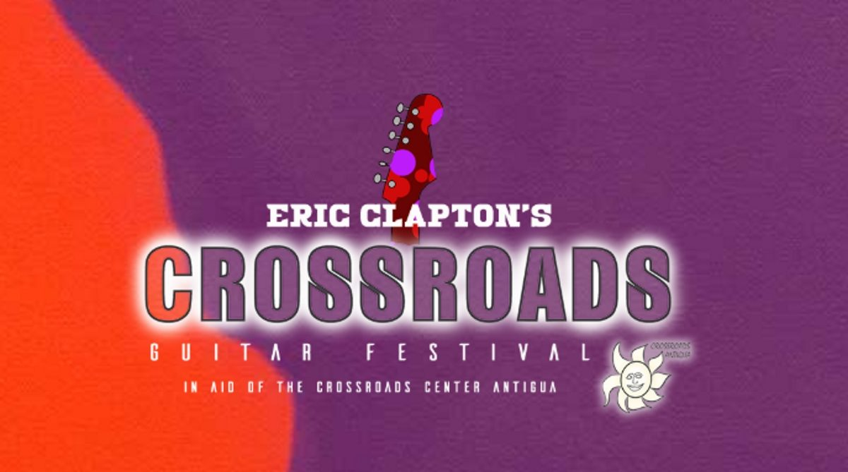 eric clapton crossroads festival lineup