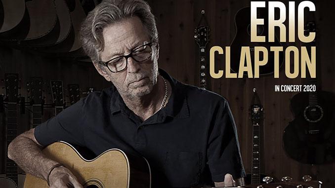 Eric Clapton Crossroads Guitar Festival 2020.Eric Clapton S Summer 2020 European Tour Dates Announced