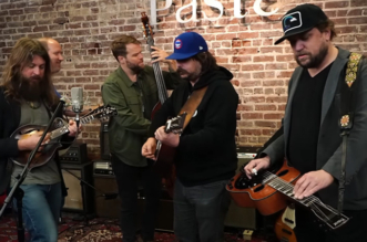 """Money for Nothing"" – Cover by Greensky Bluegrass Band from Michigan"
