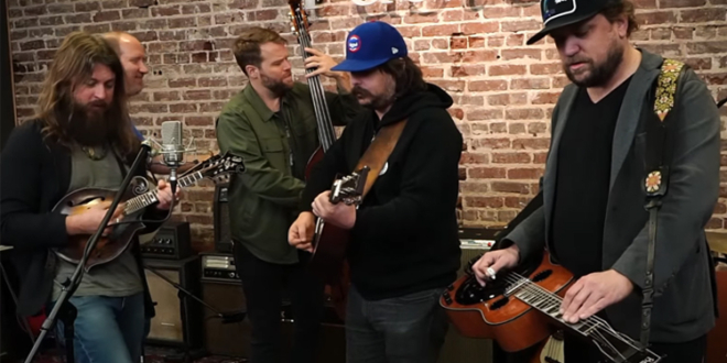 """""""Money for Nothing"""" – Cover by Greensky Bluegrass Band from Michigan"""