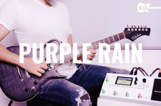 "Legendary 10-Minutes Guitar Solo of ""Purple Rain"" Played by Kfir Ochaion"