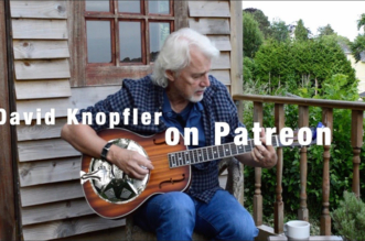 David Knopfler is on Patreon