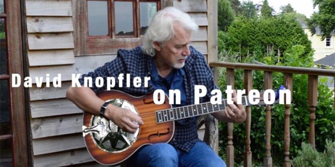 David Knopfler is on Patreon