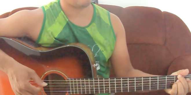 """""""Your Latest Trick"""" – Dire Straits Acoustic Cover by Jefferson Marcal"""