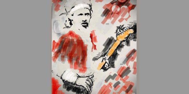 Mauro Marchetti has Made a Portrait of Mark Knopfler (Gallery)