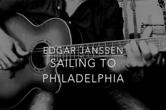 """Sailing to Philadelphia"" – Mark Knopfler Cover by Edgar Janssen"