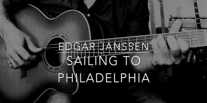 """""""Sailing to Philadelphia"""" – Mark Knopfler Cover by Edgar Janssen"""