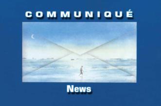 Communiqué – News – Lyrics
