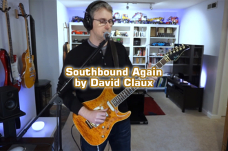 """Southbound Again"" – Dire Straits Cover by David Claux"