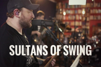 "Live in Studio ""Sultans of Swing"" – Dire Straits Cover by Martin Miller & Josh Smith"