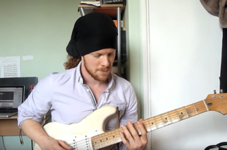 """Guitar Lesson: How to Play """"Sultans of Swing"""" Solo – Mark Knopfler"""
