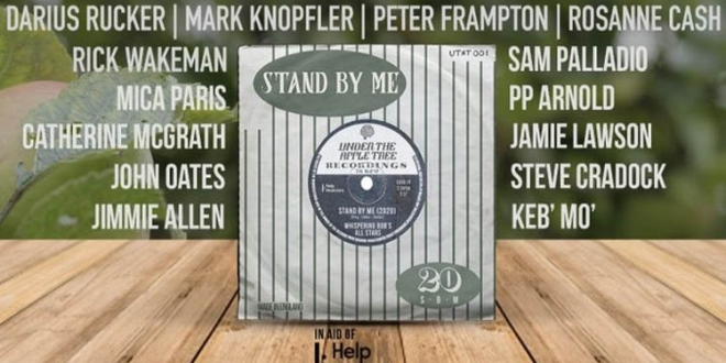 "Mark Knopfler Has Joined to A Special All-Star 60th Anniversary Edition of ""Stand by Me"" 2020"