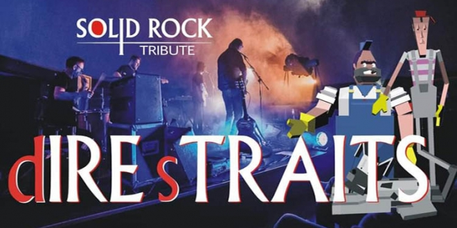 A Tribute Concert to Dire Straits on September 18 in Gdynia, Poland