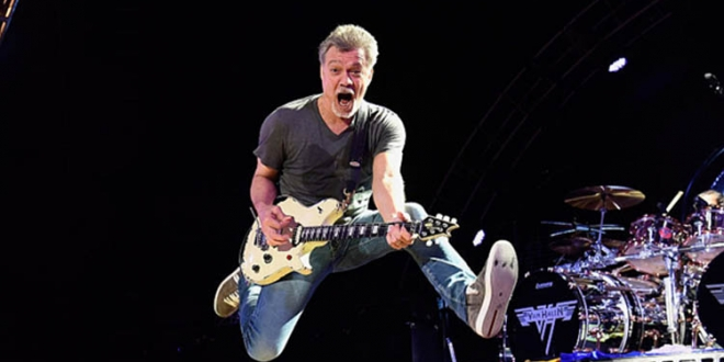Rest In Peace – Eddie Van Halen Lost the Battle with Cancer at Age of 65