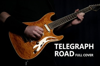 "The Song ""Telegraph Road"" Got Its First Remarkable Full Cover Video in Performance by David Claux"