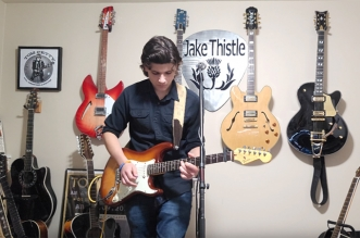 """Sailing to Philadelphia"" - Mark Knopfler Cover by Jake Thistle"