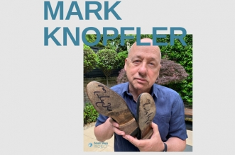 Mark Knopfler Is a Part of the Small Steps Project Celebrity Shoe Auction 2020