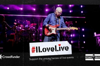 Win Mark Knopfler's Signed Stratocaster Guitar
