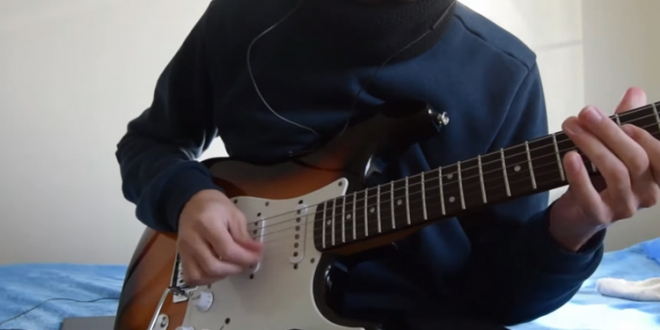 """""""It Never Rains"""" – Dire Straits Full Band Cover by Marco Gitto"""