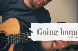 """Going Home"" – Acoustic Video Cover by Josip Susic"