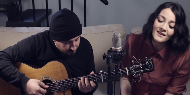 """""""Romeo and Juliet"""" – Dire Straits Video Cover by The Blest Nest"""