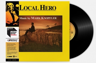 Members Prize Draw – Win a Signed Copy of Half-Speed Mastered Vinyl 'Local Hero'