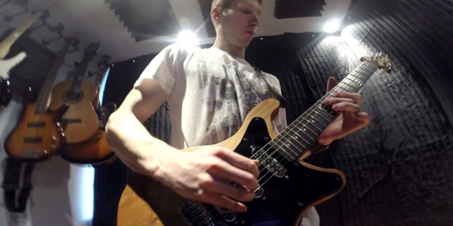 """""""What It Is"""" – Mark Knopfler Cover by Mike DiFiore"""